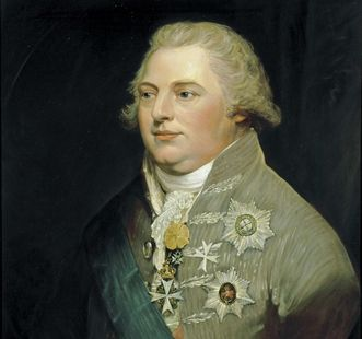 Portrait of King Friedrich I von Württemberg. Image: Landesmedienzentrum Baden-Württemberg, credit unknown