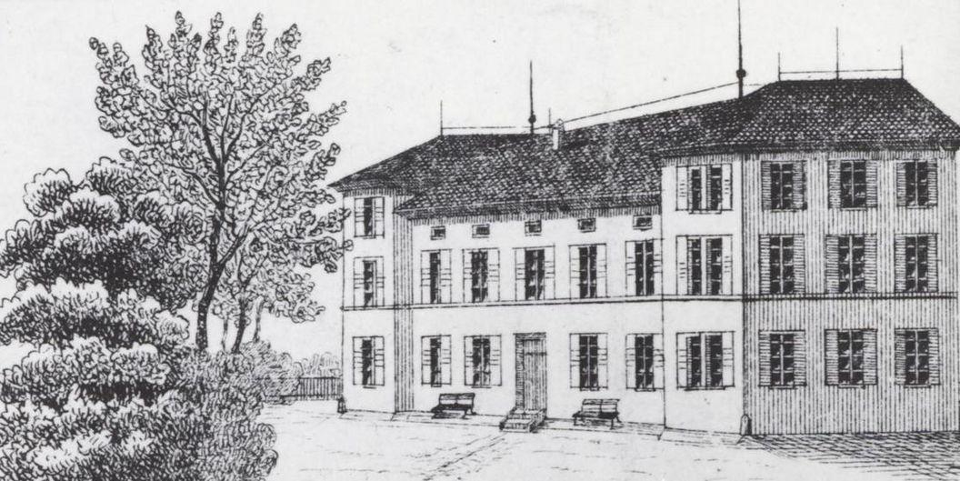 Wilhelm's Hospital in Kirchheim unter Teck