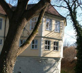 Ansicht von Schloss Kirchheim unter Teck