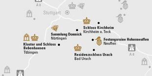 Region Schwäbische Alb & Tübingen