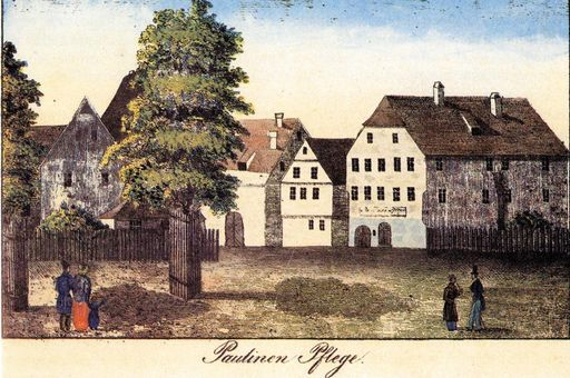 The Paulinenpflege orphanage in Kirchheim unter Teck
