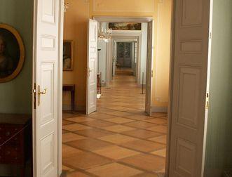 Living areas at Kirchheim Palace. Image: Staatsanzeiger für Baden-Württemberg, Anja Stangl