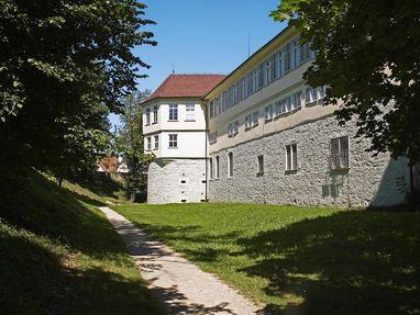 Schloss Kirchheim von außen