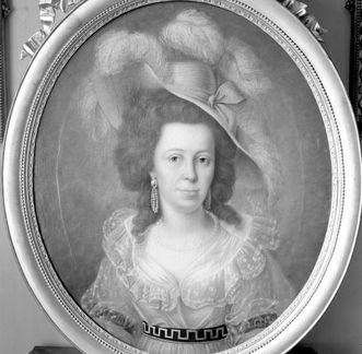 Portrait of Duchess Franziska von Hohenheim