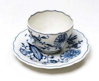 Meißener Porzellan aus dem 19. Jahrhundert