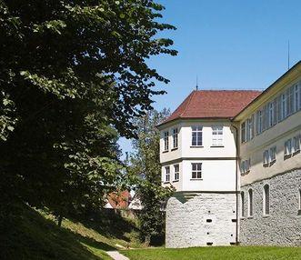 Kirchheim Palace corner tower