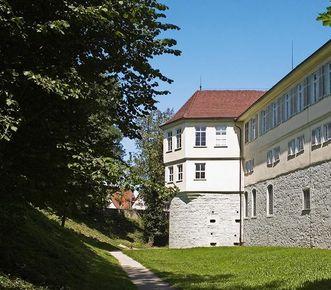 Schloss Kirchheim, Eckturm
