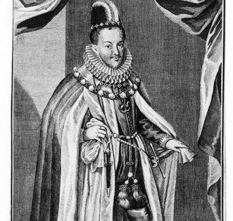 Porträt des Herzogs Friedrich I. von Württemberg; Foto: Landesmedienzentrum Baden-Württemberg, Robert Bothner