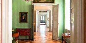 Schloss Kirchheim, Enfilade