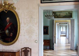 Schloss Kirchheim, Innenräume